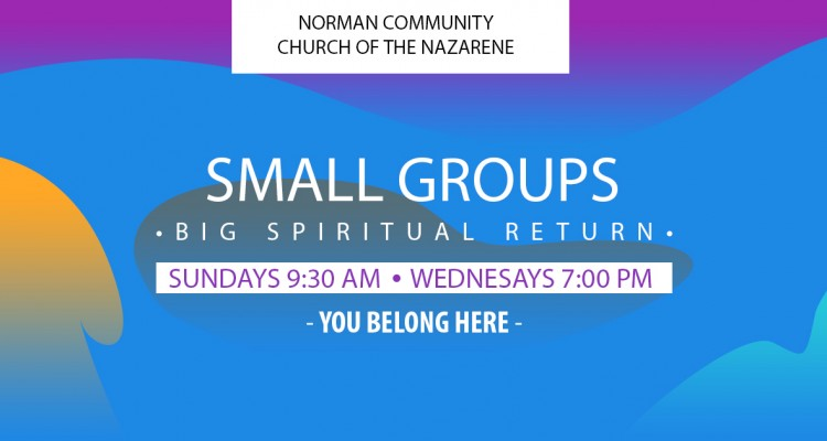 small groups slide